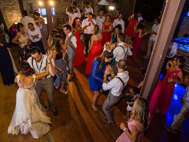 La boda de Fran y Jannette en El Pont De Vilumara I Rocafort, Barcelona 84