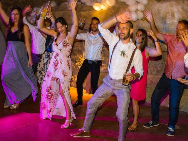 La boda de Fran y Jannette en El Pont De Vilumara I Rocafort, Barcelona 87