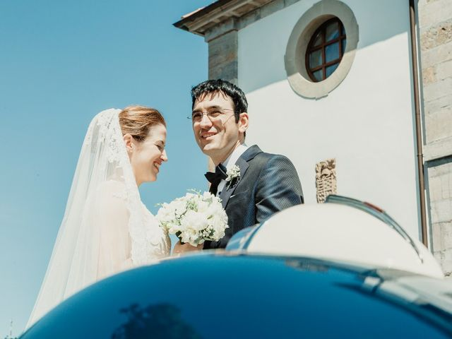 La boda de Pablo y Ana en Avilés, Asturias 35