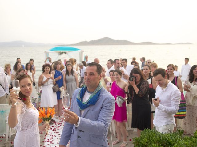 La boda de Jose Manuel y Esther en La Manga Del Mar Menor, Murcia 4