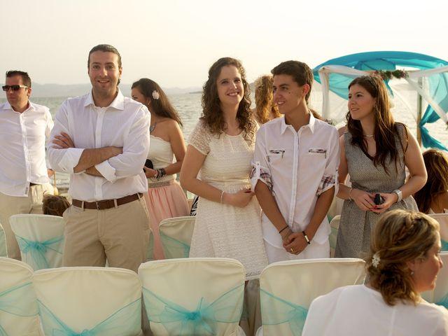 La boda de Jose Manuel y Esther en La Manga Del Mar Menor, Murcia 11