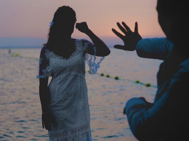 La boda de Jose Manuel y Esther en La Manga Del Mar Menor, Murcia 13