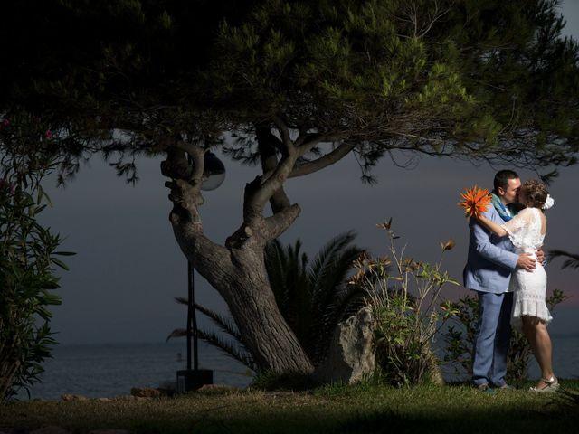 La boda de Jose Manuel y Esther en La Manga Del Mar Menor, Murcia 25