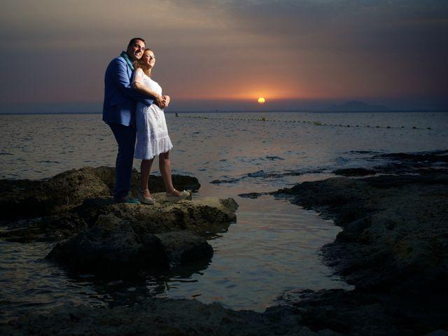 La boda de Jose Manuel y Esther en La Manga Del Mar Menor, Murcia 27