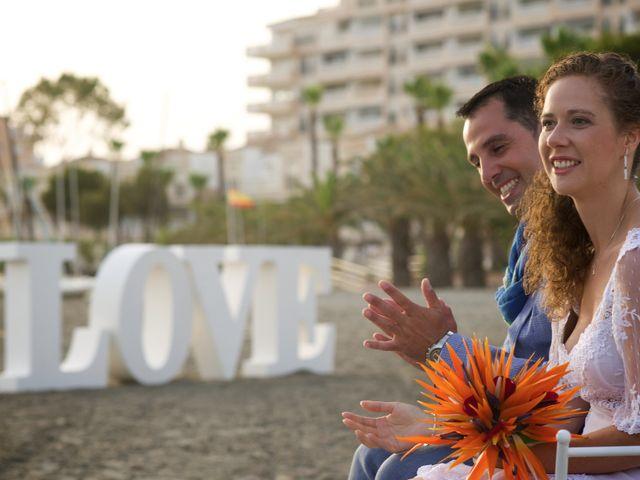 La boda de Jose Manuel y Esther en La Manga Del Mar Menor, Murcia 35