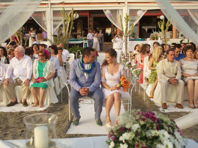 La boda de Jose Manuel y Esther en La Manga Del Mar Menor, Murcia 36