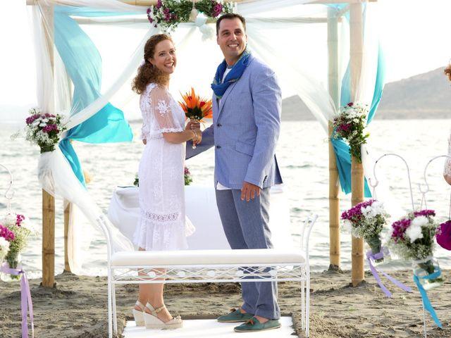 La boda de Esther y Jose Manuel