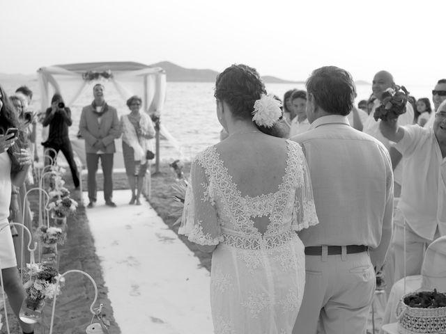 La boda de Jose Manuel y Esther en La Manga Del Mar Menor, Murcia 37