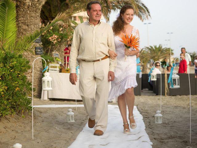 La boda de Jose Manuel y Esther en La Manga Del Mar Menor, Murcia 38
