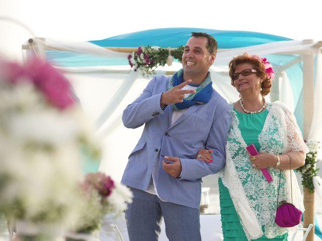 La boda de Jose Manuel y Esther en La Manga Del Mar Menor, Murcia 39
