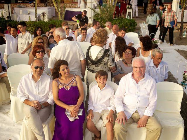 La boda de Jose Manuel y Esther en La Manga Del Mar Menor, Murcia 40