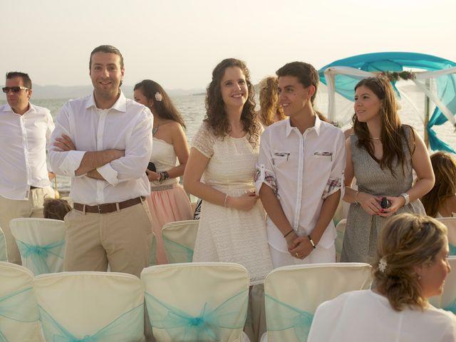 La boda de Jose Manuel y Esther en La Manga Del Mar Menor, Murcia 42