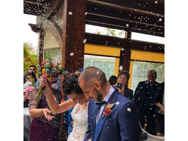 La boda de David y Fanny en Alcalá De Henares, Madrid 1