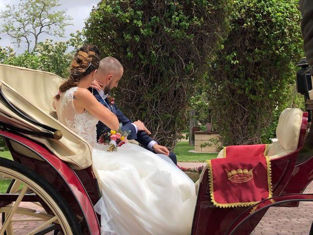 La boda de David y Fanny en Alcalá De Henares, Madrid 2