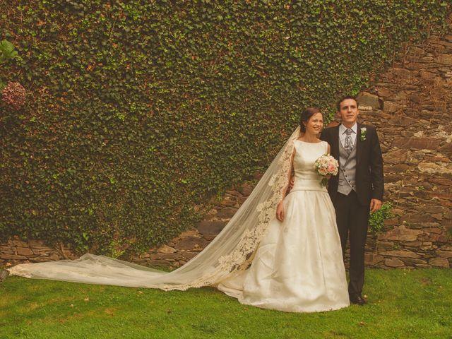 La boda de María y Marsel