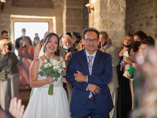 La boda de Eric y Brenda en Santa Coloma De Farners, Girona 6