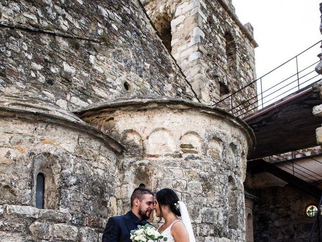La boda de Eric y Brenda en Santa Coloma De Farners, Girona 1