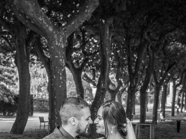La boda de Eric y Brenda en Santa Coloma De Farners, Girona 8