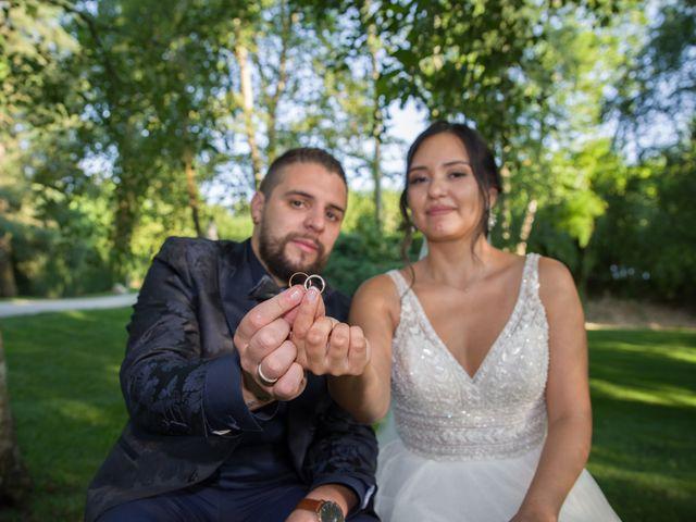 La boda de Eric y Brenda en Santa Coloma De Farners, Girona 9