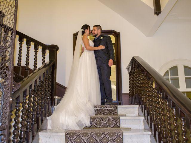 La boda de Eric y Brenda en Santa Coloma De Farners, Girona 13