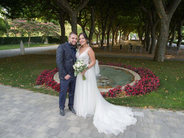 La boda de Eric y Brenda en Santa Coloma De Farners, Girona 15