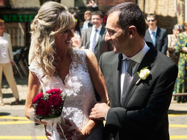 La boda de Imanol y Maite en Laguardia, Álava 11