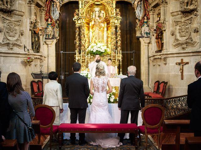 La boda de Imanol y Maite en Laguardia, Álava 12