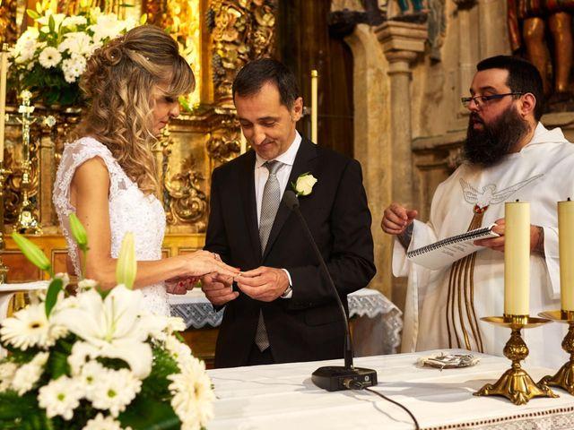 La boda de Imanol y Maite en Laguardia, Álava 13