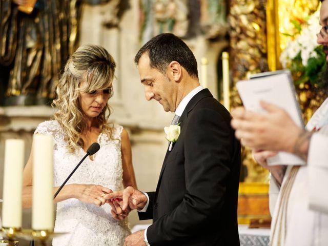 La boda de Imanol y Maite en Laguardia, Álava 14