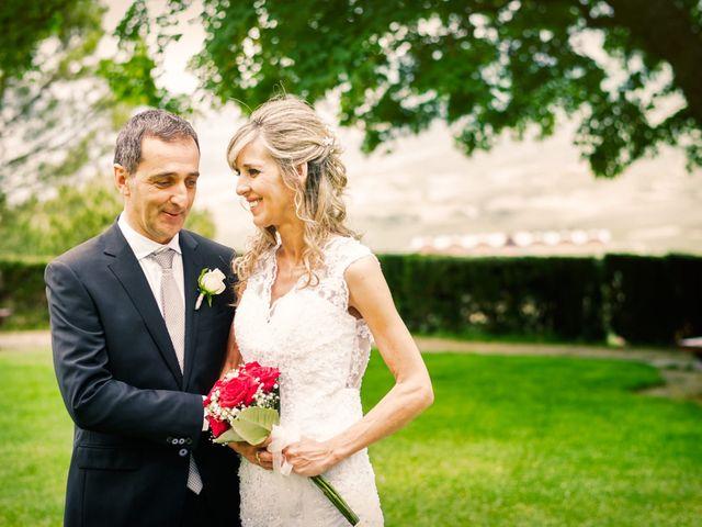 La boda de Imanol y Maite en Laguardia, Álava 24