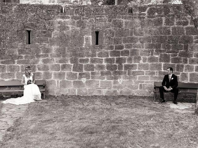 La boda de Imanol y Maite en Laguardia, Álava 25