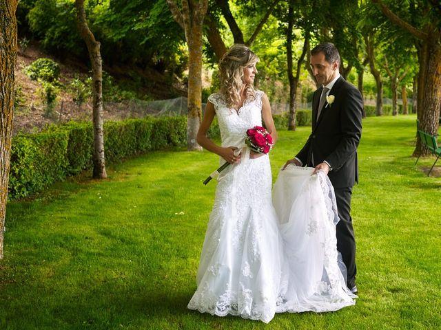 La boda de Imanol y Maite en Laguardia, Álava 26