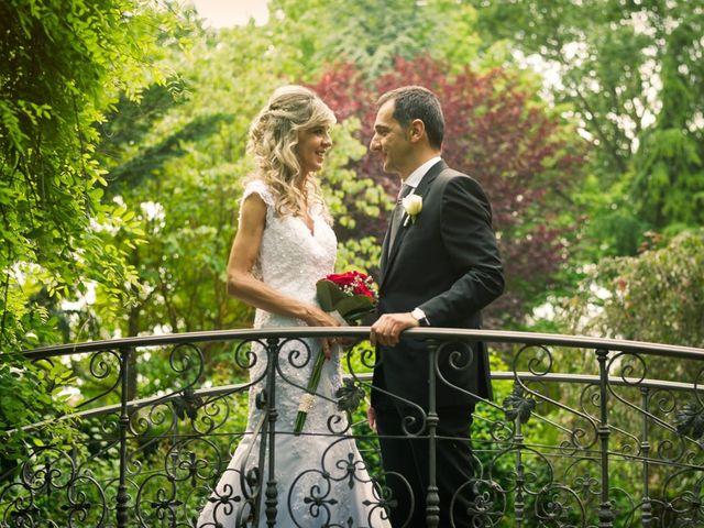 La boda de Imanol y Maite en Laguardia, Álava 28