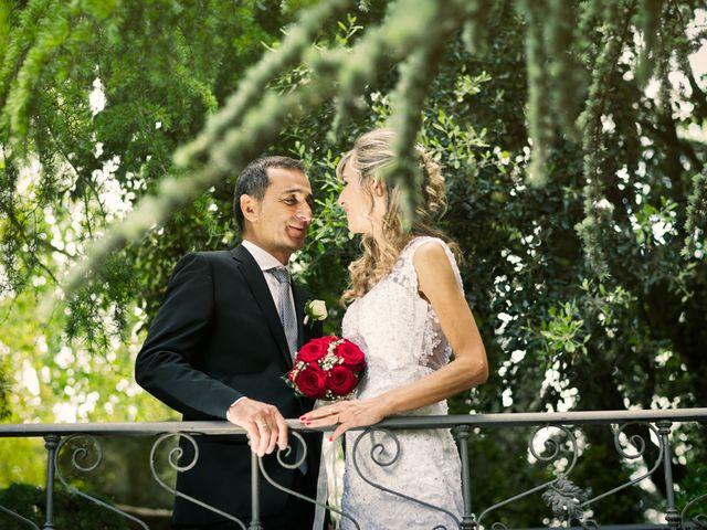 La boda de Imanol y Maite en Laguardia, Álava 29