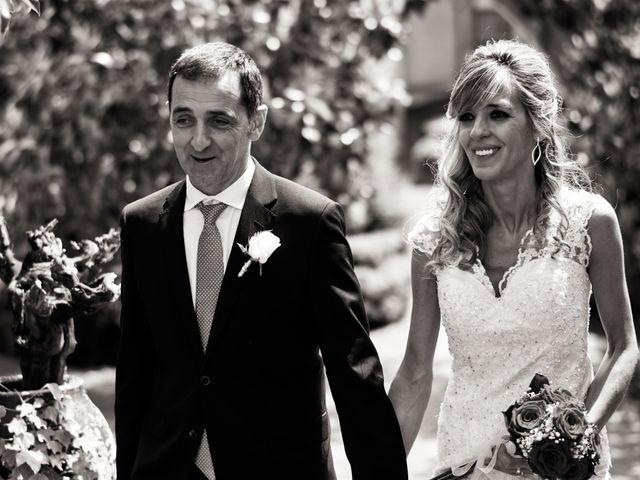 La boda de Imanol y Maite en Laguardia, Álava 31