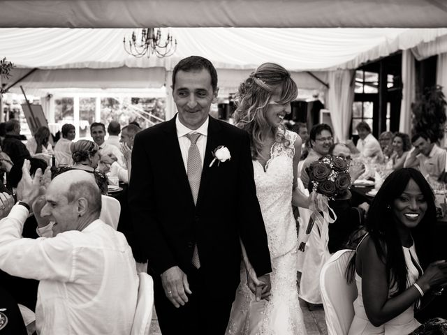 La boda de Imanol y Maite en Laguardia, Álava 33