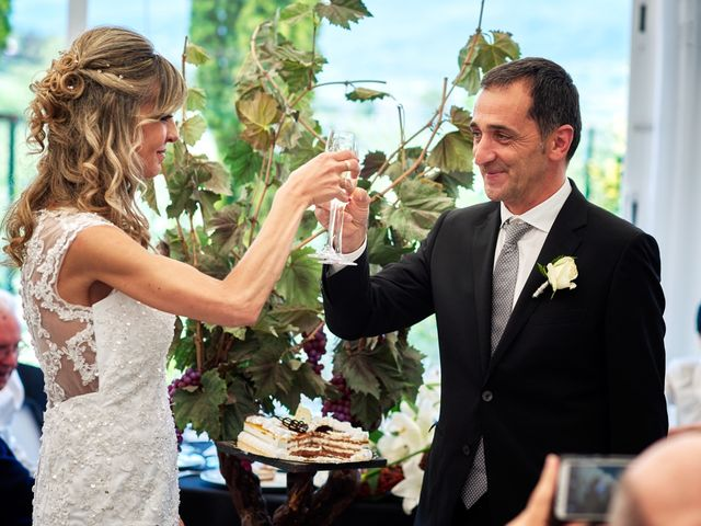 La boda de Imanol y Maite en Laguardia, Álava 34