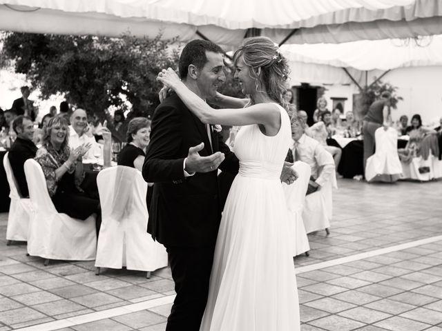 La boda de Imanol y Maite en Laguardia, Álava 35