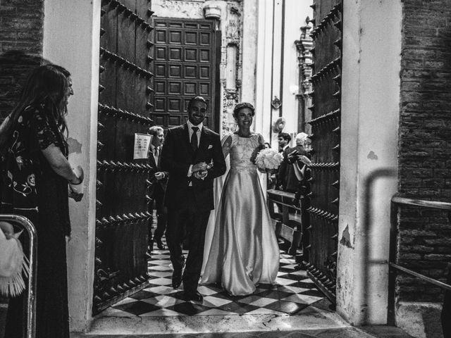 La boda de Christian y Bea en Benalmadena Costa, Málaga 43