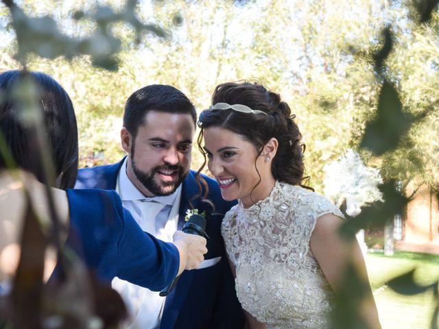 La boda de Isa y Rafi