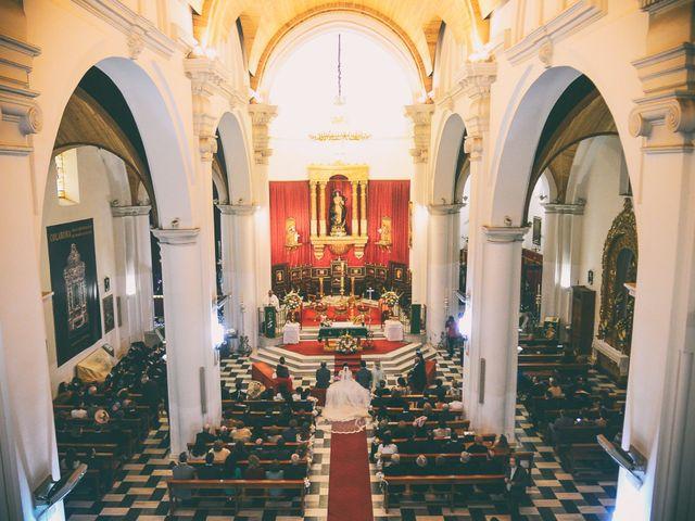 La boda de Manuel y Sara en Huelva, Huelva 9