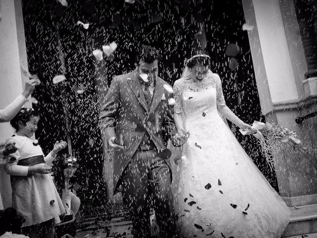 La boda de Manuel y Sara en Huelva, Huelva 11