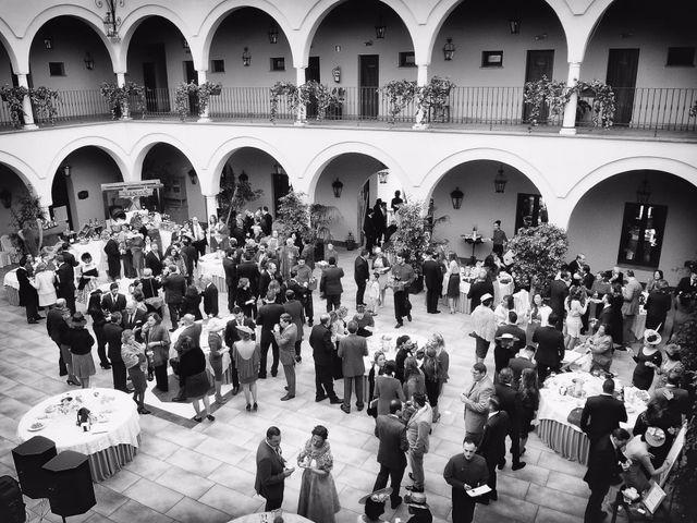 La boda de Manuel y Sara en Huelva, Huelva 15