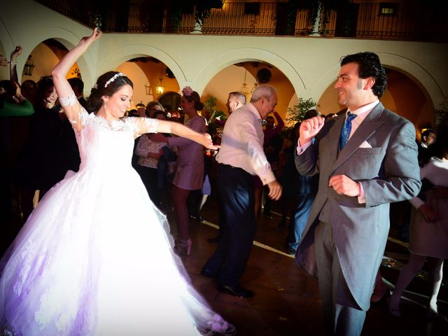 La boda de Manuel y Sara en Huelva, Huelva 23