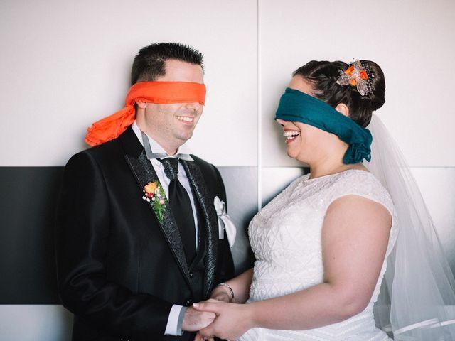 La boda de Higinio y Davinia en Alzira, Valencia 45