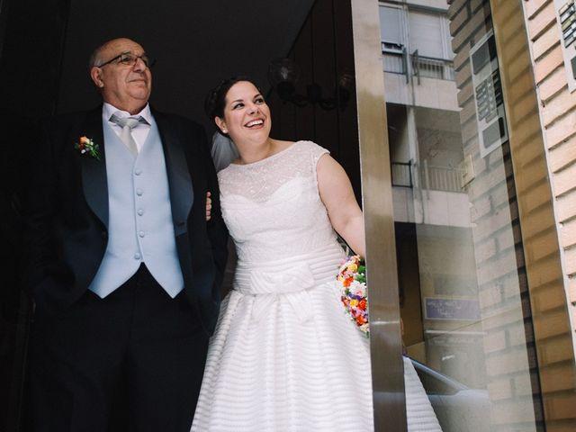 La boda de Higinio y Davinia en Alzira, Valencia 53