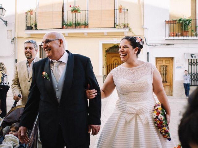 La boda de Higinio y Davinia en Alzira, Valencia 58