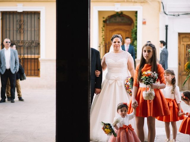 La boda de Higinio y Davinia en Alzira, Valencia 59