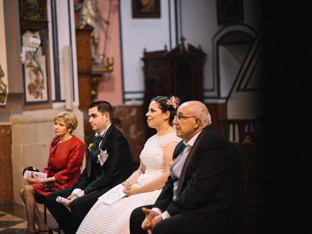 La boda de Higinio y Davinia en Alzira, Valencia 73