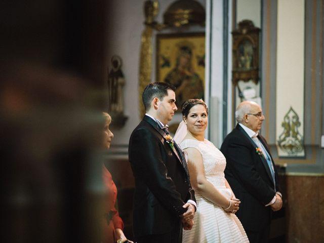 La boda de Higinio y Davinia en Alzira, Valencia 93